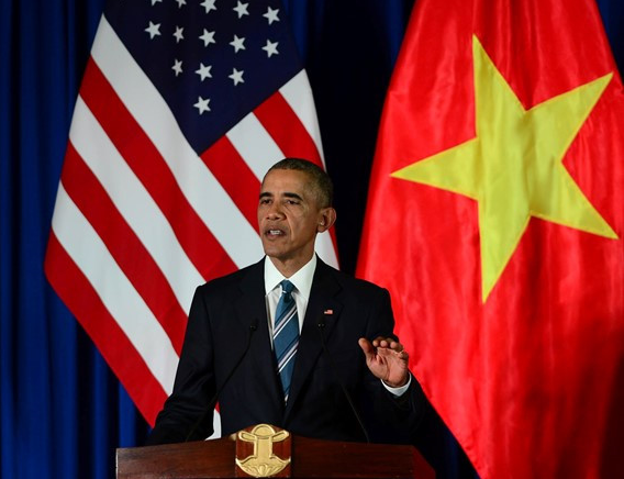 Obama to meet with Vietnamese entrepreneurs