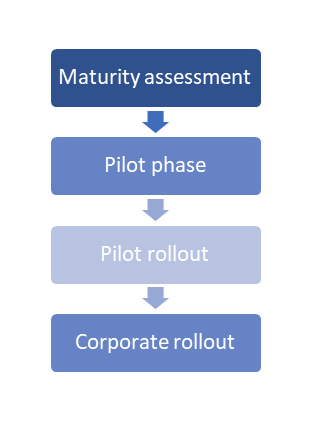 DevOps maturity assessment model